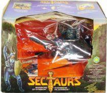 Sectaurs - Coleco - Pinsor & Battle Beetle