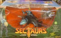 Sectaurs - Coleco - Prince Dargon & Dragonflyer set