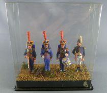 Segom - Napoleonic - Box of 4 Footed