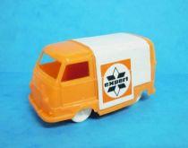 Sésame - Renault Orange Van Expert Avertising