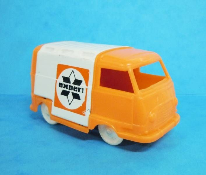 Sésame - Renault Orange Van Expert Avertising