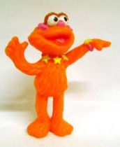 Sesame Street - Applause - 2\'\' pvc figure - Zoe