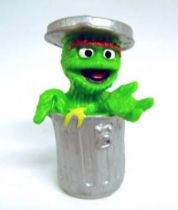 Sesame Street - Bully - PVC Figure - Oscar