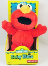 Sesame Street - Child Dimension - Baby Elmo plush doll