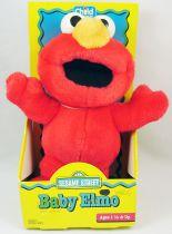 Sesame Street - Child Dimension - Baby Elmo plush doll
