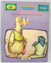 "Sesame Street - Comic album - ""Glasses for Toccata\"" - Mengues Hachette 1978"