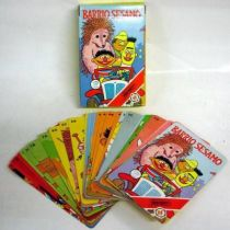 Sesame Street - Fournier - Sesame Street Playing cards