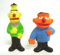 Sesame Street - Heimo - Pvc figure - Bert & Ernie