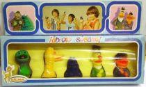 Sesame Street - Vicma - Finger Puppet boxed Set of 5