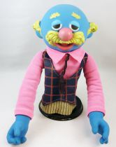 Sesame Street - Vicma - Hand Puppet - Professor Hastings (loose)