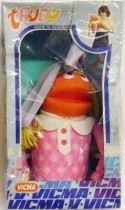 Sesame Street - Vicma - Hand Puppet - Trudy
