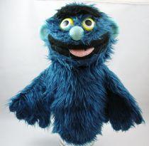 Sesame Street - Vicma - Marionette à main Mordicus 25cm (loose)