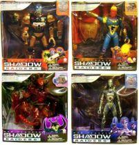 Shadow Raiders - War Planets - Graveheart, Pyrus, Beast Commander Blokk & Tekla
