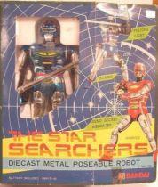Shaider - 8\'\' die-cast figure - Star Searchers (Mint in box)