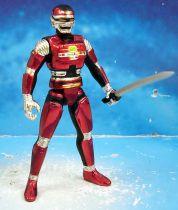 Sharivan - Toei Tokusatsu Heroes Figure - Banpresto (loose)