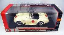 Shelby Collectibles Cobra 427 S/C 1/18ème (Diecast Metal)