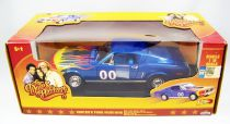 Sherif fais moi peur! - Johnny Lightning - Cooter\'s Ford Mustang 1:18 diecast