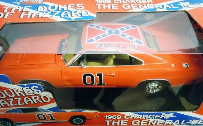 Sheriff Fais Moi Peur Joyride Dodge Charger General Lee Diecast P Image Grande