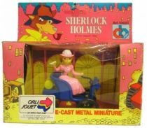 Sherlock Holmes - Mini Die-cast  Vehicle - Sherlock Holmes - Mrs Hudson