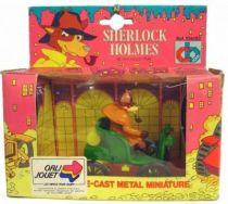 Sherlock Holmes - Mini Die-cast  Vehicle - Sherlock Holmes