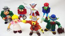 Sherlock Holmes - Yolanda - Complete set of seven pvc figures