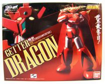 Shin Getter Robo (The Last Day) - Bandai Soul of Chogokin GX-51 - Getter Dragon