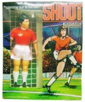 Shoot - Adidas Scoocer Player (Mint in Box) - Meccano