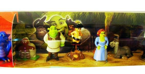 Shrek the Third - Store Display - Kinder Surprise 2007
