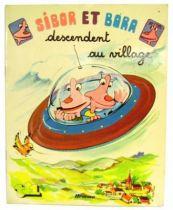 Sibor and Bora - Hemma TF1 Editions - Sibor and Bora comes down  to the village