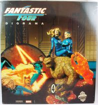Sideshow Collectibles -  Fantastic Four Diorama Statue (Exclusive version)