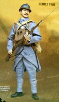 Sideshow Toy - Bayonets & Barbed Wire - French Rifleman, 151st Régiment d\'Infanterie 01