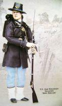 Sideshow Toy - Brotherhood of Arms - U.S. 2nd Winsconsin Infantry \'\'Iron Brigade\'\' 01