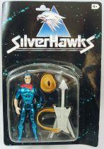 Silverhawks - Bluegrass & Sideman (Black card)