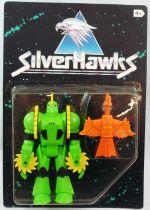 Silverhawks - Buzzsaw & Shredator (Black card)