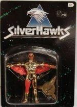 Silverhawks - Hotwing & Gyro (Black card)