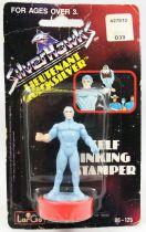 Silverhawks - LarGo Toys - Lieutenant Quicksilver Self Inking Stamper