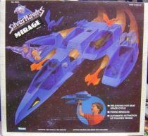 Silverhawks - Maraj Spaceship (mint in box)