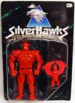 Silverhawks - Mon*Star & Sky-Shadow (Black card)