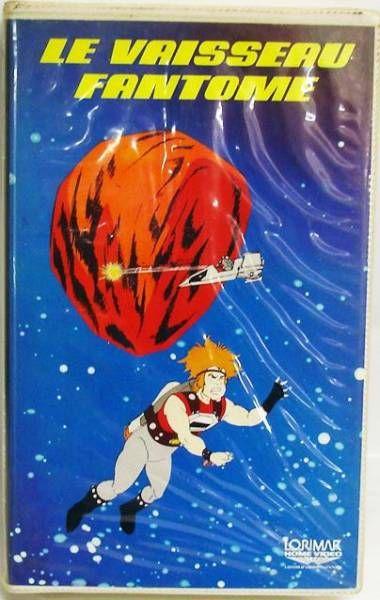 Silverhawks - VHS Tape Proserpine Vol.6