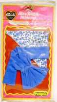 Sindy - Mix n\\\'Match fashions : Long jacket & scarf ref.44165 - Pedigree