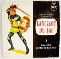 Sir Lancelot - Mini-LP Record - #1 Sir Lancelot against the Mad King - CBS Records 1970