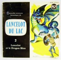 Sir Lancelot - Mini-LP Record - #2 Sir Lancelot and the Blue Dragon - CBS Records 1970