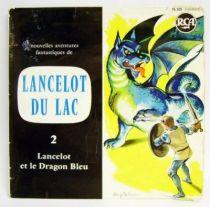 Sir Lancelot - Mini-LP Record - #2 Sir Lancelot and the Blue Dragon - CBS Records 1970