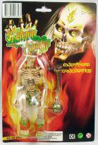 Skeleton Fighters - Guerrier Squelette avec fléau d\'armes - Giftoys France