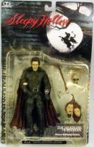 Sleepy Hollow - Set of 3 McFarlane action figures : Ichabod Crane, Headless Horseman, The Crone.