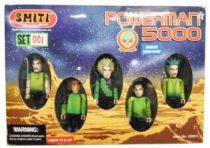 Smiti Playset Set 001 : Powerman 5000