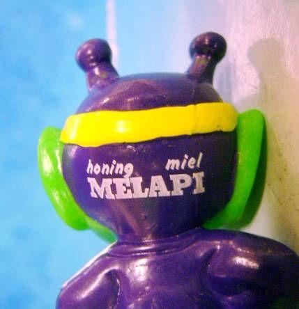 Sniks - Bully Series #2 1980 - Jogger-Snik (Melapi advertising)