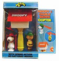 Snoopy - Hasbro Aviva - Snoopy & Charlie Brown Copter