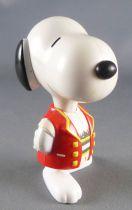 Snoopy - McDonald Premium Action Figure - Snoopy Switzerland