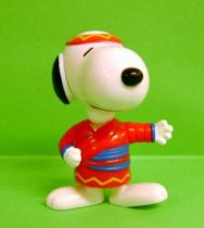 Snoopy - McDonald Premium Action Figure - Snoopy Taiwan